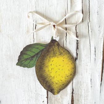 Lemon Gift Tag - Pack of 12