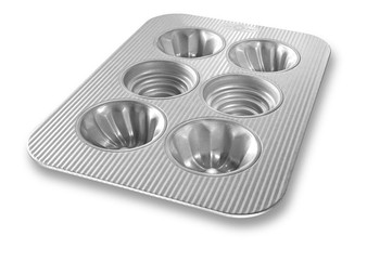 Variety Cakelette Pan (6 cup) 15.75x11.12x1.81