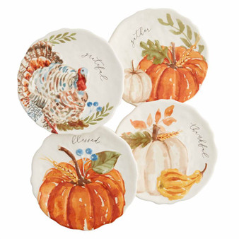 fall plate