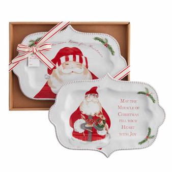 Christmas Boxed platter