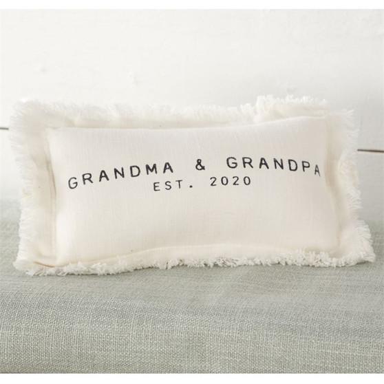 Est 2020 Pillow
