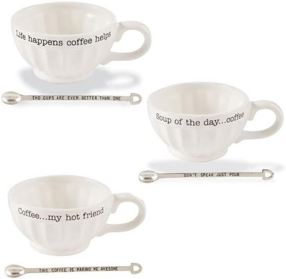 Oversize Mug Set