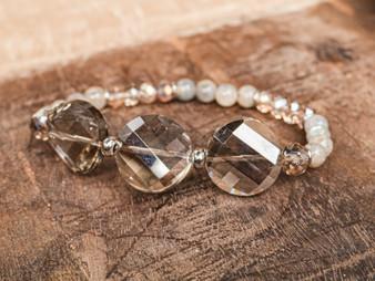 Be My Sunshine - Labradorite Bracelet