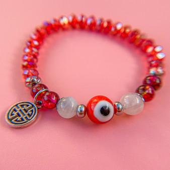 Red Evil Eye - Bracelet