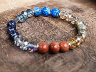 Be Adventurous - Goldstone Bracelet