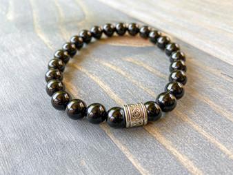 Ambitious - Black Onyx Bracelet