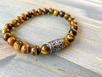 Attractive - Tiger Eye Bracelet
