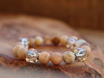 Enjoying Life - Druzy  Crystals Bracelets