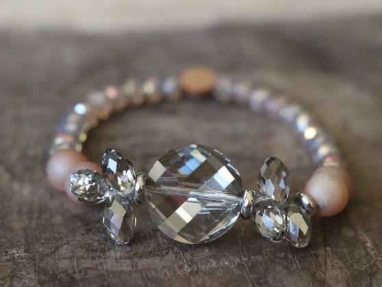 Kind Soul - Druzy Crystals Bracelet