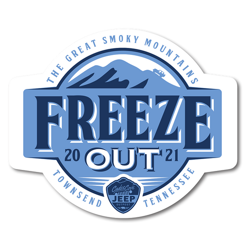 Freeze Out 2021 Decal