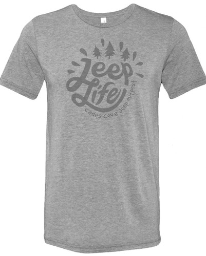 Jeep Life Tee