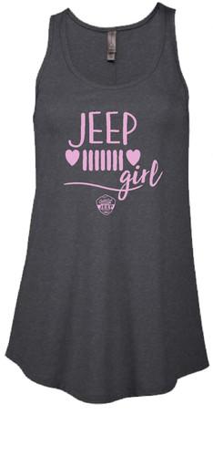 Jeep Girl Tank