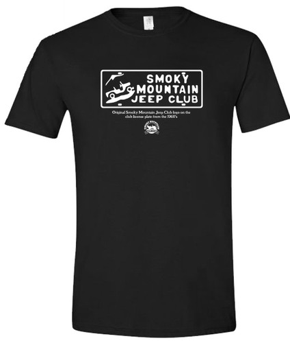 Smoky Mountain Jeep Club Tee