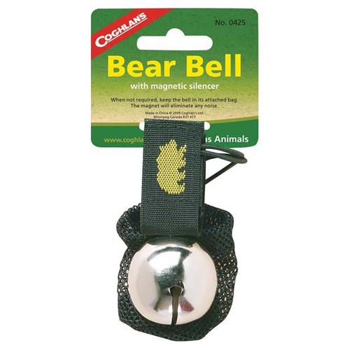 Bear Bell w/Magnetic Silencer