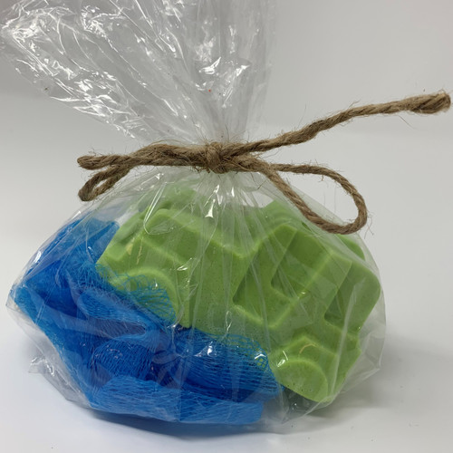 Jeep Soap & Loofah Gift Pack
