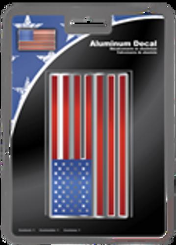American Flag Decal Aluminum
