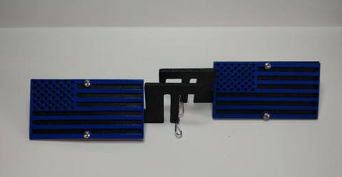 American Flag Foot Pegs 07-Current JK/JL