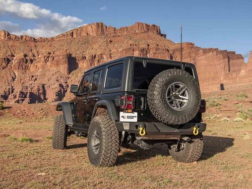 HD Bumper Rear 18-19 JL