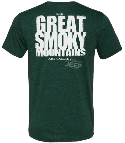 Smoky Mountains Calling Tee