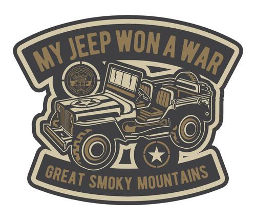 My Jeep Won a War