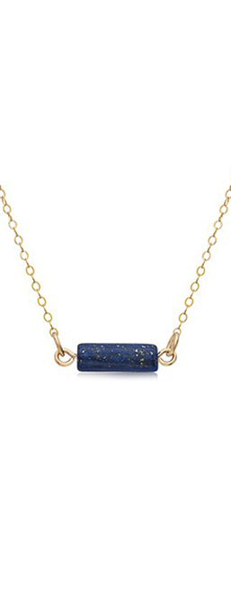 Color Your World Necklace - Lapis