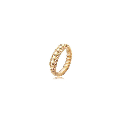 Power of Prayer Ring - 14K Gold Artist Wire
