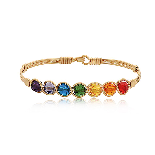 God's Promise Bracelet - All 14K Gold Artist Wire