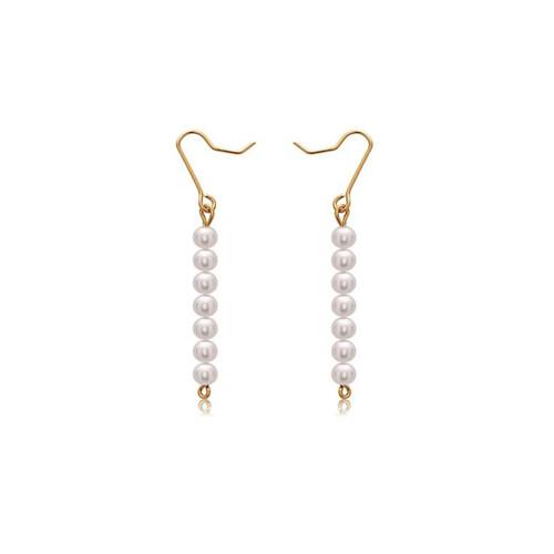 Revive Earrings - 14K Gold Artist Wire