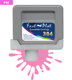 FastPlot Compatible Ink Cartridge Replacement for Canon 304 - Photo Magenta