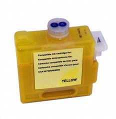 FastPlot Compatible Ink Cartridge Replacement for Canon BCI 1441 Yellow