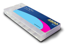 FastPlot Refillable Ink Cartridge Replacement for  Epson 4800 - T5653 Magenta