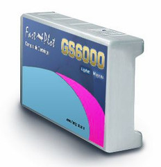 FastPlot Compatible Ink Cartridge Replacement for Epson GS6000 - Light Magenta 950ml