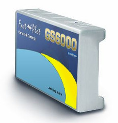 FastPlot Compatible Ink Cartridge Replacement for Epson GS6000 - Yellow 950ml