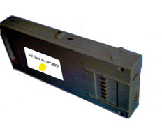 FastPlot Compatible Ink Cartridge Replacement for Seiko - Yellow 64S & 100S 1L