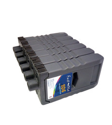 FastPlot Compatible Ink Cartridge Replacement for  Canon 106 Set of 6