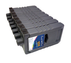 FastPlot Compatible Ink Cartridge Replacement for Canon 106 Set of 8