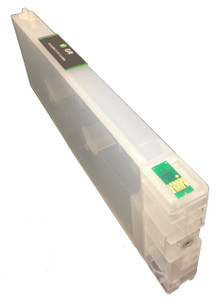 Refillable ink tank for Epson 4900 Green (IA-4900G)