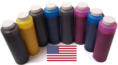Sublimation ink Set of 8 Colors SI-IFSETGS