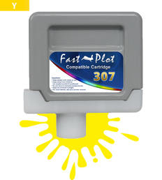 Ink Tank 307 for Canon printers, color Yellow (CC-PFI307-Y)