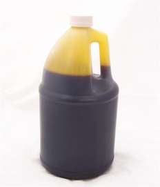 Gallon 3785ml of Dye Ink for use in Epson 10000 Yellow made in the USA