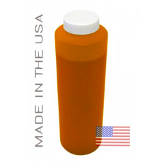 Bottle 454ml of Pigment Ink for use in Epson 7900, 9900 Orange made in the USA