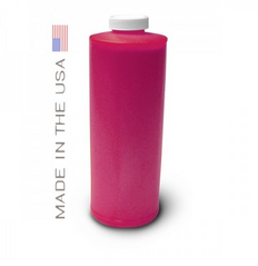 Bottle 1000ml of Pigment Ink for use in HP DesignJet 5000 Magenta made in the USA