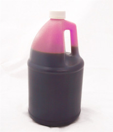 Gallon 3785ml of Dye Ink for use in HP DesignJet T1100, T610 Magenta made in the USA