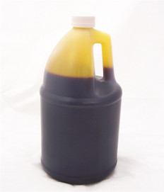 Gallon 3785ml of Dye Ink for use in HP DesignJet T1100, T610 Yellow made in the USA