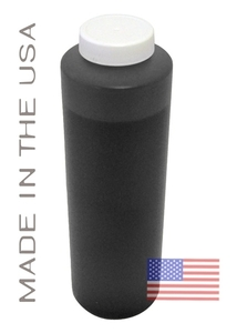 Bottle 454ml of Pigment Ink for use in HP DesignJet Z3100, Z3200 Photo Black made in the USA