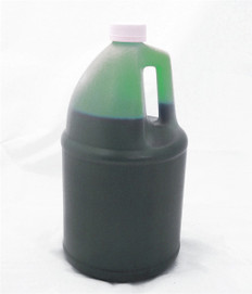 Gallon 3785ml of Pigment Ink for use in HP DesignJet Z3100, Z3200 Green made in the USA