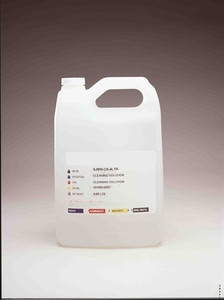 Gallon 3785ml of Cleaning Solution for use in Mimaki JV3 SS2 printers made in the USA