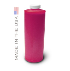Bottle 1000ml of Eco Solvent Ink for use in Roland printers Magenta made in the USA