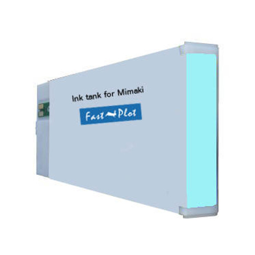 FastPlot Compatible Ink Cartridge Replacement for Mimaki JV33 & JV5 (ES3) - Light Cyan 220ml