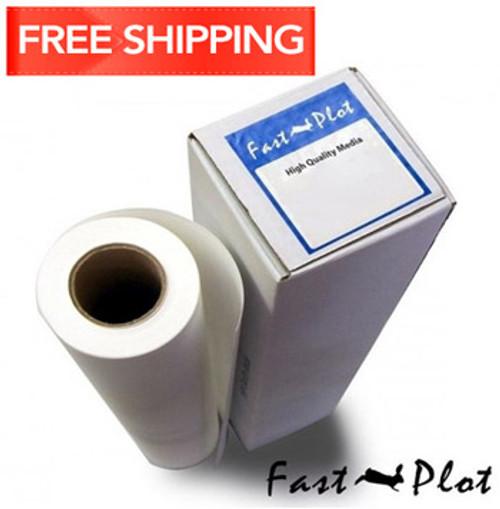 FastPlot Self Adhesive Vinyl Waterproof 4mil - 24 x 60Ft